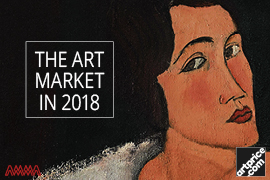 The Art Market in 2018