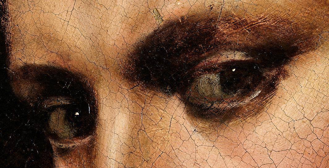 Michelangelo Merisi, dit le Caravage (1571 – 1610) Judith et Holopherne (c. 1607) (détail)