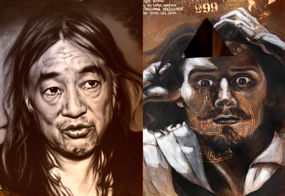 yan-pei-ming-gustave-courbet