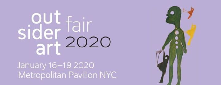 outsider art fair NYC 2020