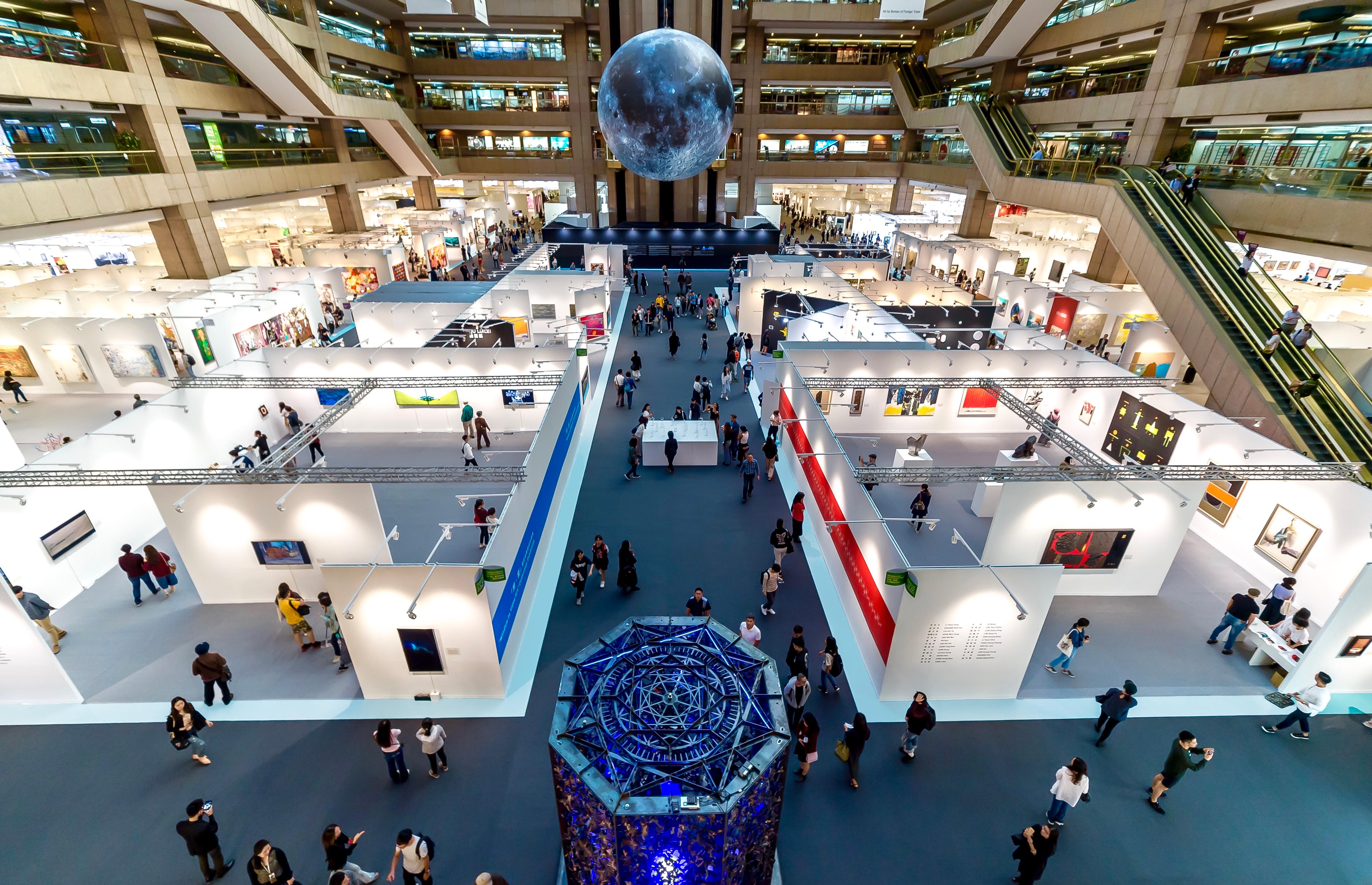 2018 ART TAIPEI Exhibition