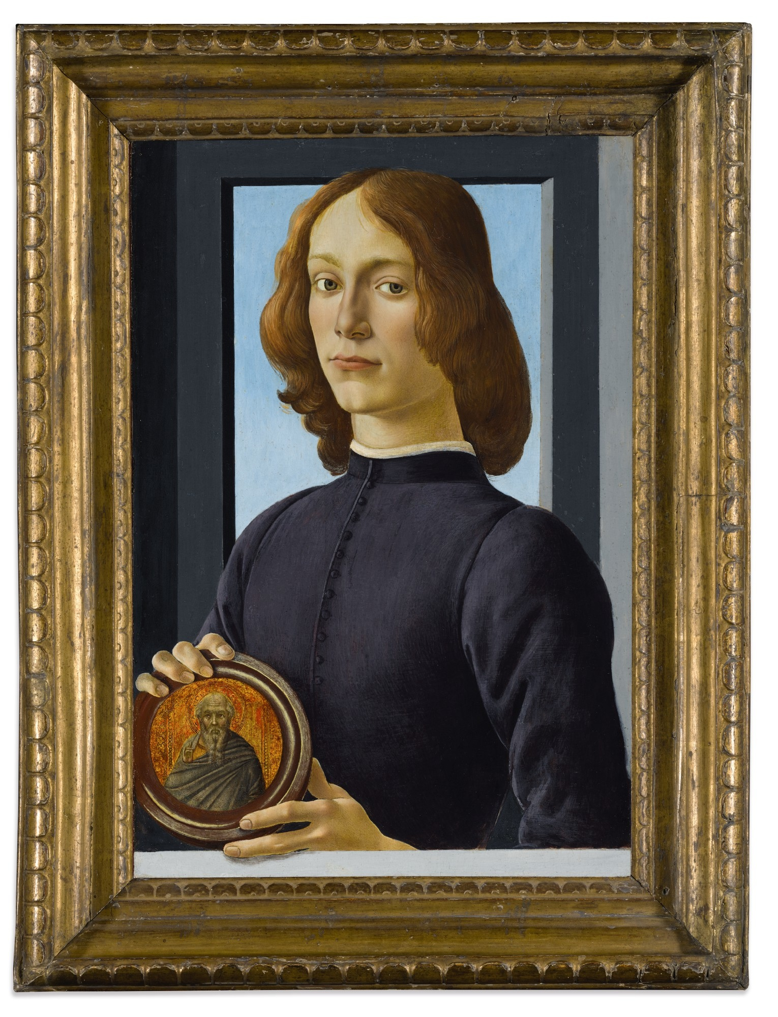 botticelli portrait