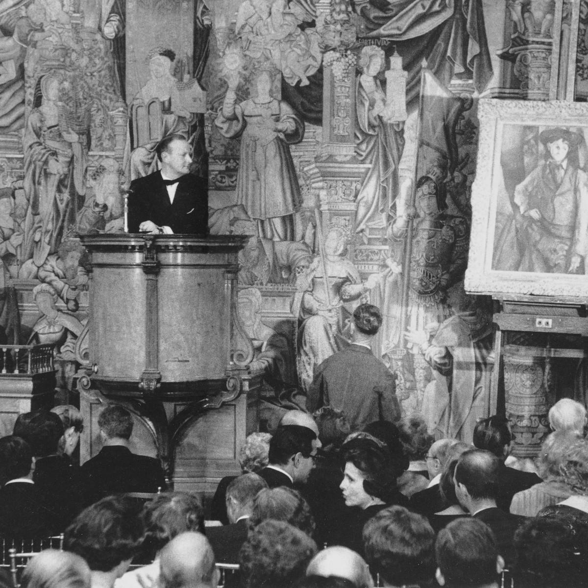 Goldschmidt sale Wilson Cezanne