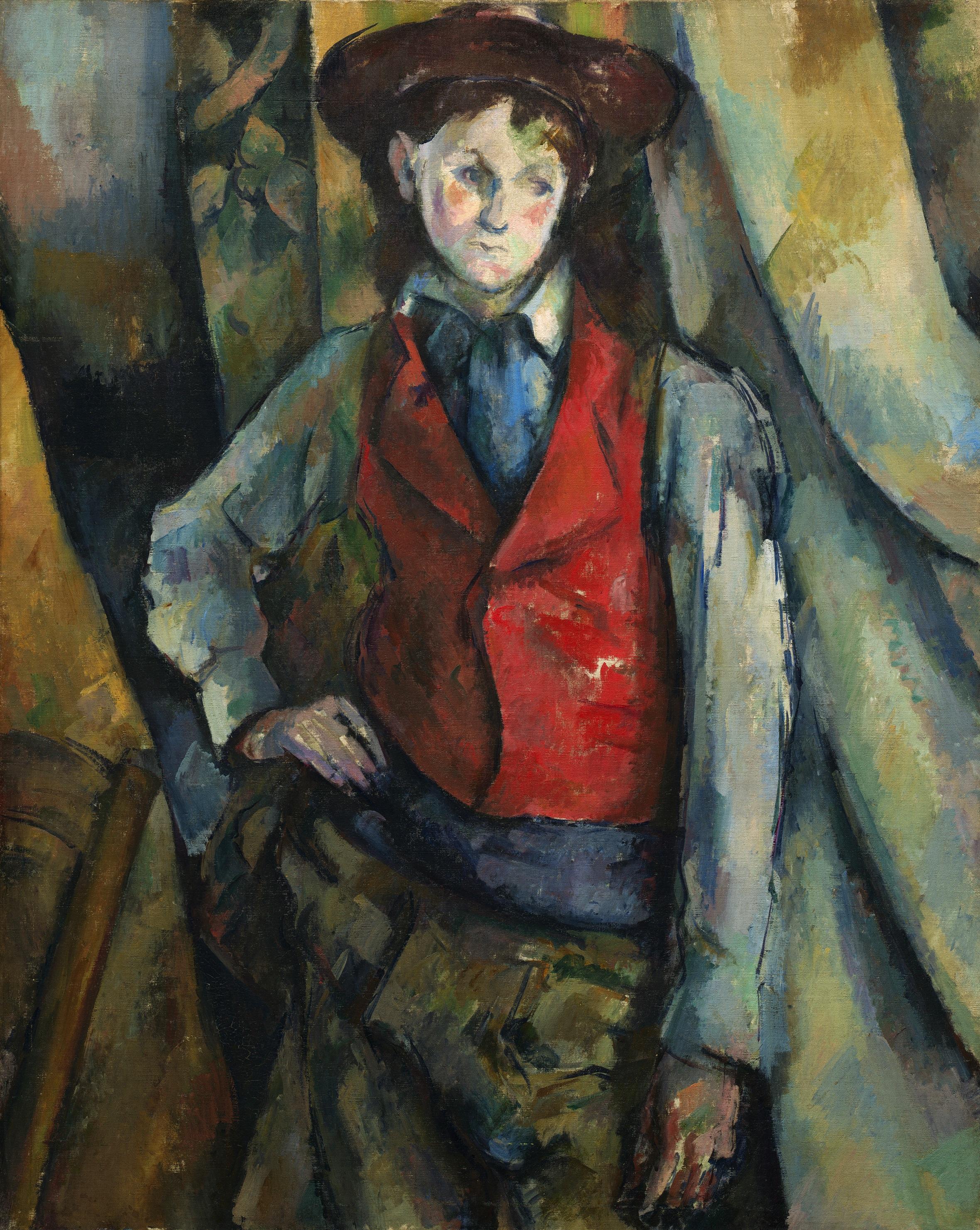 Paul_Cézanne_-_Garçon_au_gilet_rouge