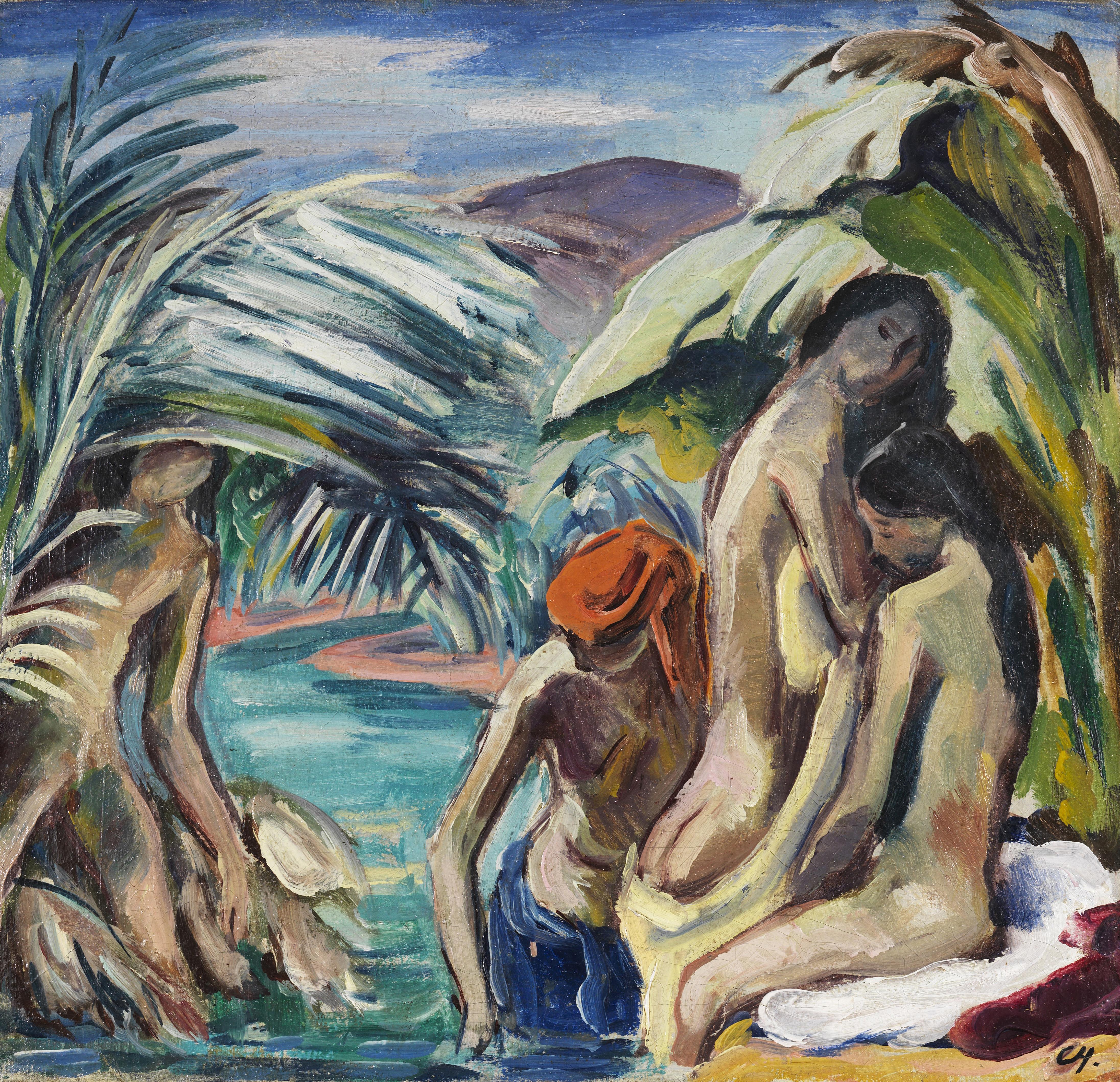 tropisches bad hofer