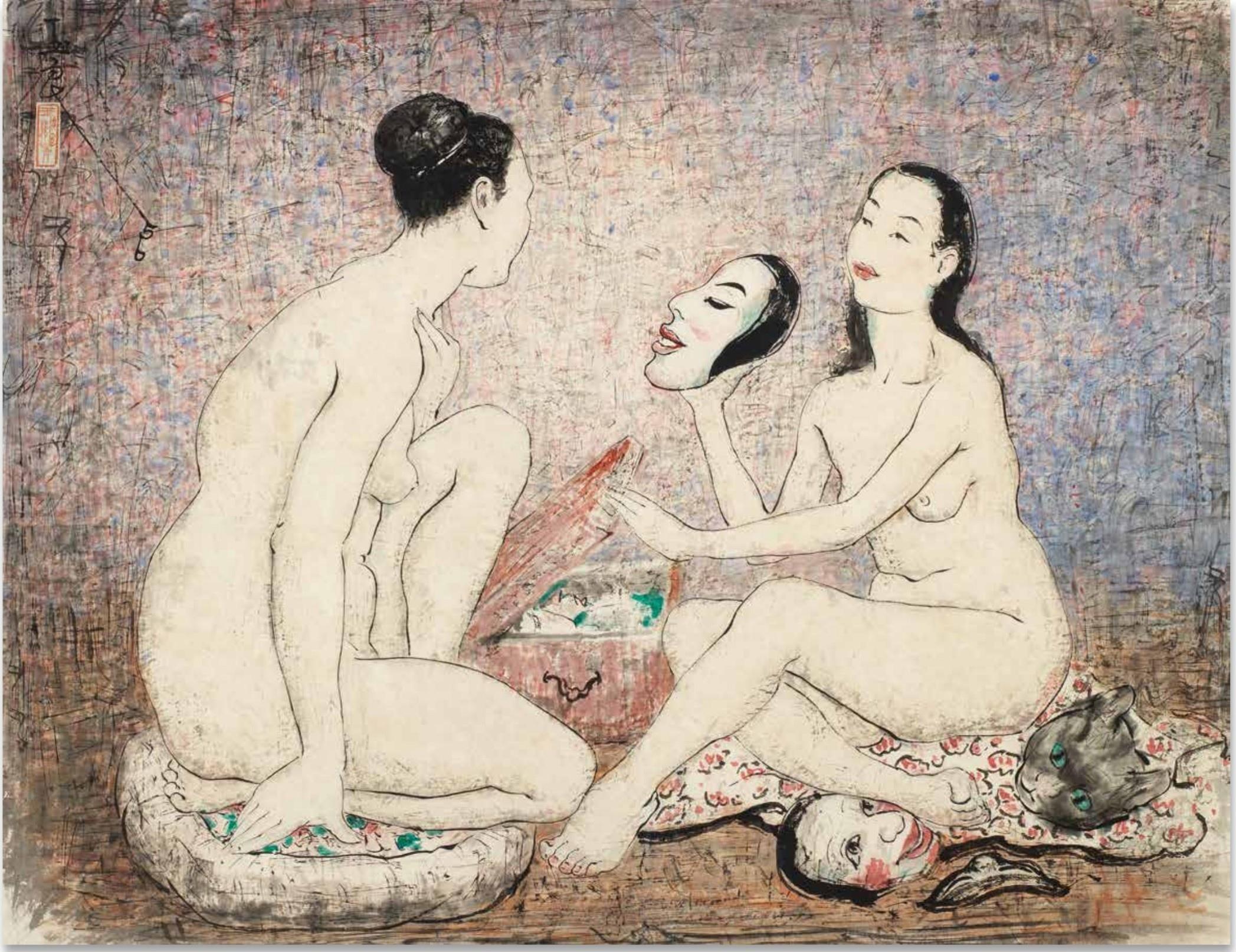 18631437-Pan Yuliang