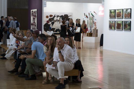 Inauguracion de la 28 feria internacional ARTESANTANDER