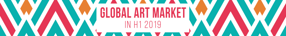 Global art market in H1 2019 by Artprice.com