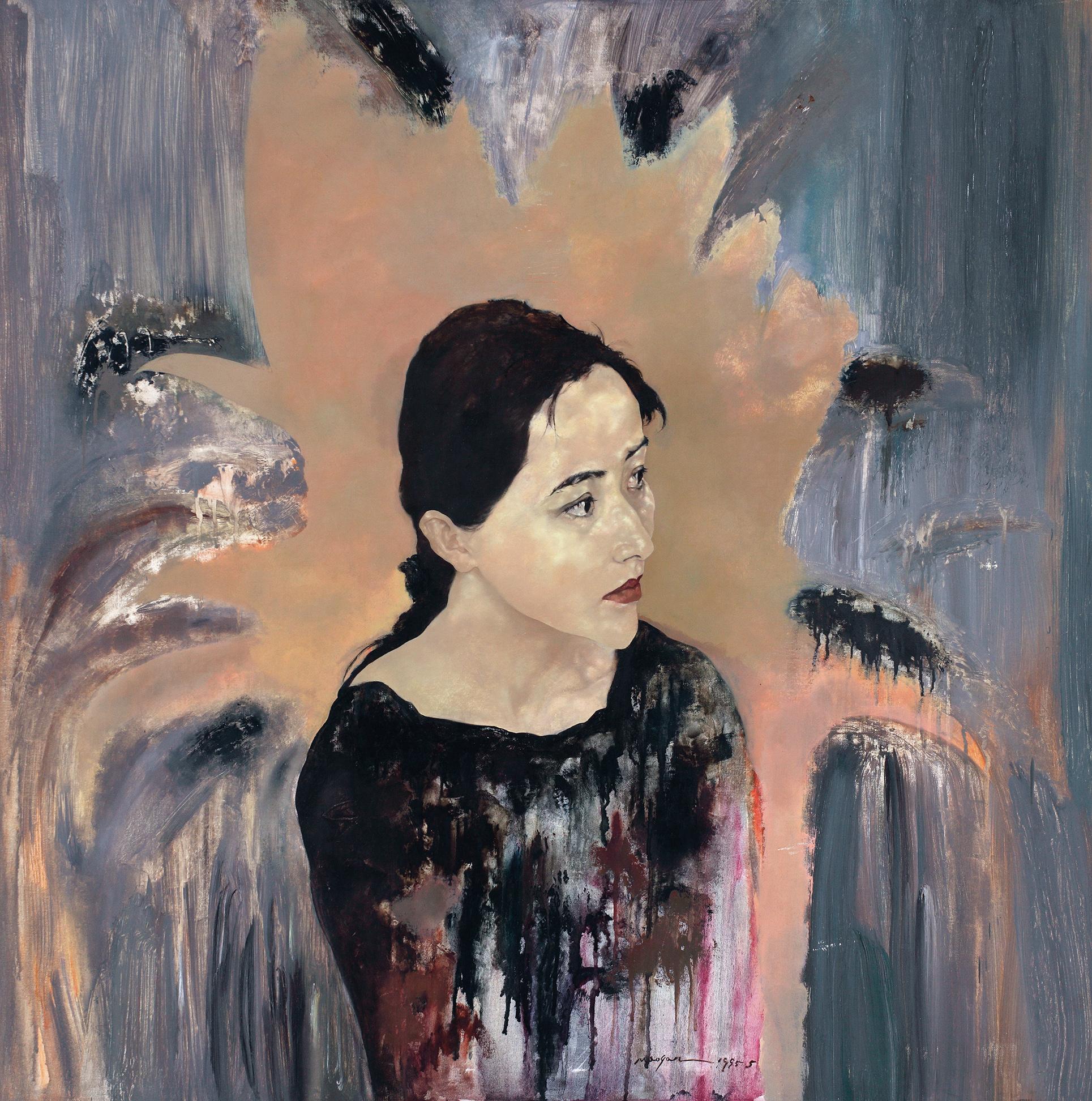 Mao Yan - Portrait (1995)