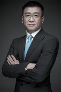 Wan Jie Presidente del Grupo Artron, fundador de Artron.net y del AMMA (Art Market y Monitor of Artron), y vicepresidente de la Universidad de la Ciudad Prohibida