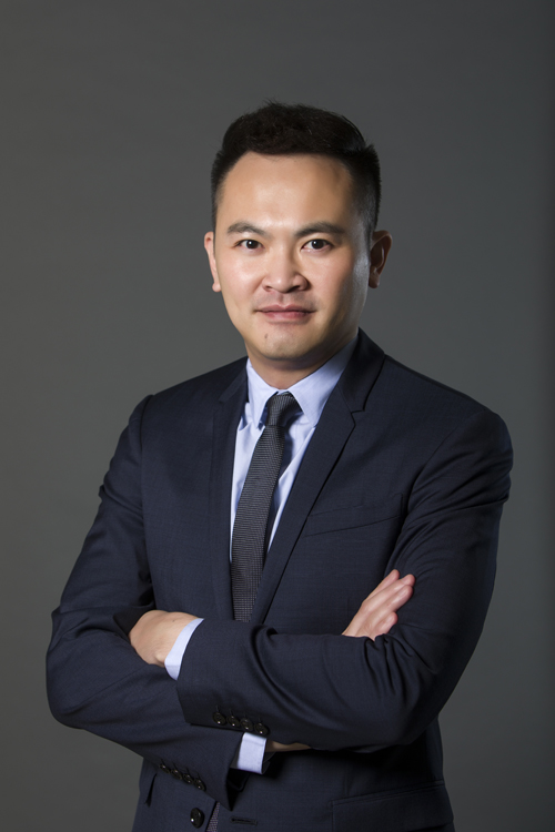 Alex Chang, CEO of Poly Auction in Hong Kong