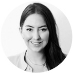 Madelaine D'Angelo, Gründungsmitglied und Geschäftsführerin von Arthenaa